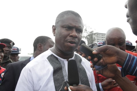 Dr. Dakuku Peterside, All Progressives Congress, APC  governorship candidate in Rivers State