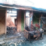 Midnight Fire Consumes 27 Shops In Abia Market