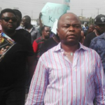 October 1 Movie: Kunle Afolayan Leads Protest Against Piracy