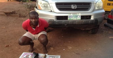 27-year-old-graduate-arrested-for-car-snatching-in-Enugu