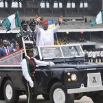 Ambode Sworn In As Lagos Governor, Promises Inclusive Government