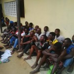 Taskforce Arrests 34 Hoodlums In Lagos