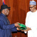 Photo News: Presentation Of Handover Notes  and Tour of Presidential Villa by President-Elect, Gen Mohammadu Buhari