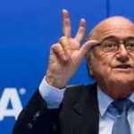 Despite Corruption Allegations, Blatter Re-Elected FIFA President For 5th Term