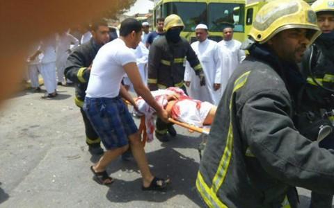 Saudi Shia Mosque Attack