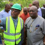 Gov Ikpeazu Inspects 34km Ndioji-Ndiokereke-Arochukwu Road, Sets December For Its Completion
