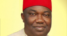Enugu Governor Ifeanyi Ugwanyi