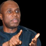 Immediate past Governor of Rivers State, Rt. Hon. Chibuike Rotimi Amaechi