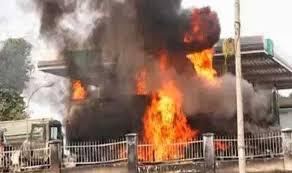 Ghana Fire Incident