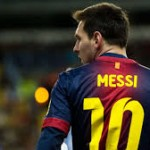 Barca Striker Messi Wins Best Europe Player Award