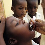 New Polio Cases in Borno Underline Risks for Children in Conflict -UNICEF