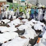 Death Toll Rises To  717 In Hajj Stampede Near Mecca