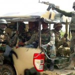 Troops Intercept 69 Suspected Fleeing Boko Haram Family Members In Borno