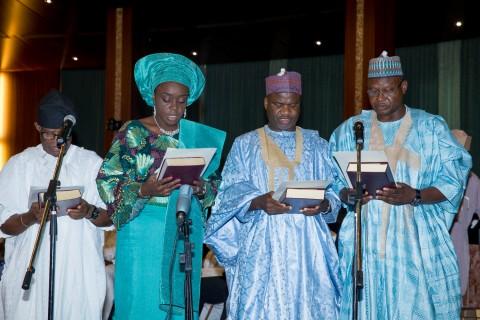 Minister Inauguration 7