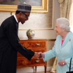 Photo News: Buhari Meets Queen Elizabeth II In Malta