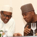 Buhari, Saraki Parley over Magu's Confirmation