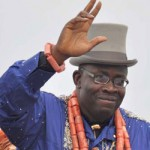 Breaking: Dickson in early Lead in Bayelsa Rescheduled Election
