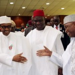 Budget Impasse: NASS Leaders Reach Truce With Buhari On Way Forward
