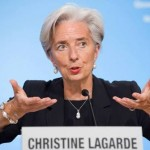 IMF Boss, Lagarde Arrives Nigeria On A Four-Day Visit