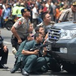 Terrorists Attack Jakarta, Indonesia; At Least 7 Dead