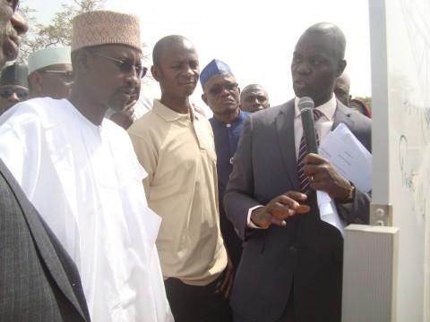 FCT Minister, Mohamed Bello