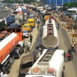 Multiple Accidents Cause Heavy Traffic On Lagos-Ibadan Expressway