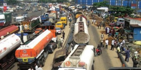 Lagos-road