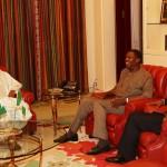 Pastor Adeboye Visits Buhari, Osinbajo in Aso Rock