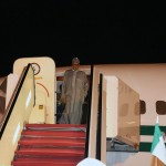 PRESIDENT BUHARI RETURNED 1