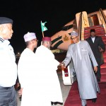 PRESIDENT BUHARI RETURNED 2