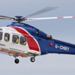 Crashed Bristow Helicopter Lands On Water, All Passengers Rescued