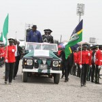 2nd Term: PDP Governors, Over 5,000 Supporters Attend Dickson's Inauguration