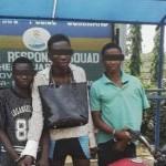 Lagos Police Arrest Teenage Okada Robbery Gang