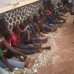 Police Nab, Parade Over 30 Criminal Suspects In Enugu