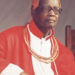 BREAKING: Oba Of Benin, Erediauwa is Dead