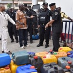 Lagos RRS Apprehends Manager of Oando Filling Station Over Hoarding, Fuel Rackets
