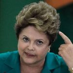 Coalition Declares Support For Brazilian President, Rousseff's Impeachment