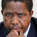 BREAKING: Zambia's President Edgar Lungu Wins Re-Election