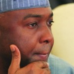 Anti and Pro-Saraki Protesters Storm National Assembly