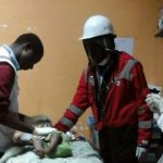 Six Month Old Baby Rescued After Four Days Under Collapsed Debris In Kenya
