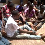 Nimbo Attack: Enugu Police Command Parades Suspects; Two Sisters Who Kidnap Mum