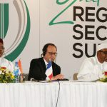 PRESS BRIEFING AFER REGIONAL SECURITY SUMMIT