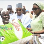 IDPs: Dangote flags off distribution of food items for Ramadan
