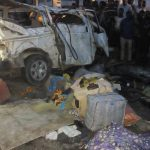 5 Adults, 4 Children Die in Lagos Ghastly Motor Accident