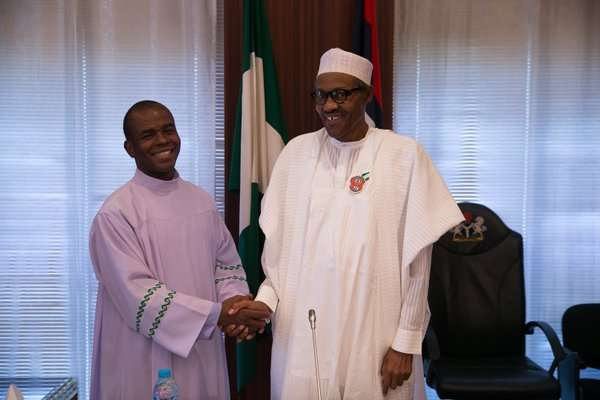 Father-Mbaka-and-Buhari