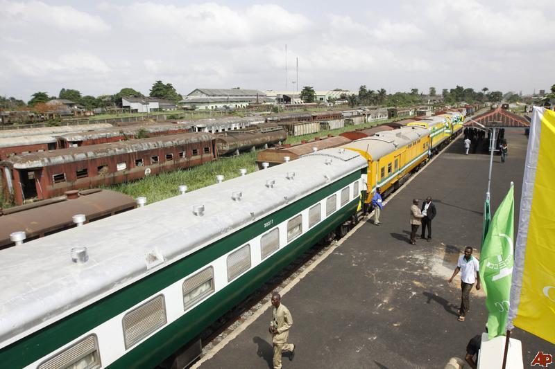 Nigeria-rail