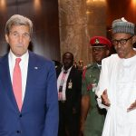 Buhari to Kerry: Nigeria Will Institutionalize Anti-Corruption War