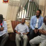 Etonye's Death: Dickson Pay Condolence Visit to Pa Brown Etonye