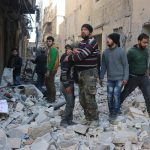 Aleppo Syrian City Witnesses Another Bloody Clashes