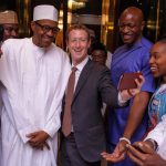 Buhari Commends FB Founder, Zuckerberg For Inspiring Nigerian Youths